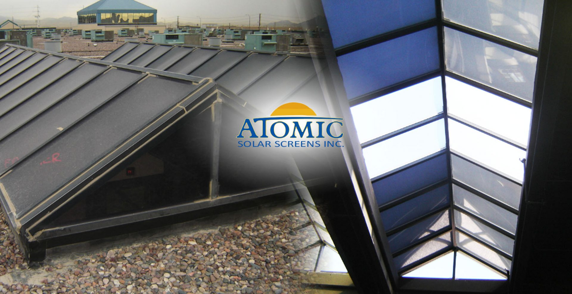 Commercial Solar Screen